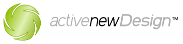 ActiveNewDesign.com Logo