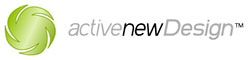 ActiveNewDesign.com Mobile Logo