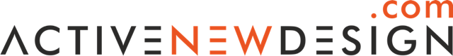 ActiveNewDesign.com Logo